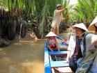 豊穣のメコン川・ミトー1日観光