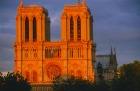 パリ市内車窓観光&ノートルダム寺院 半日ツアー