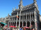 ブリュッセル半日市内観光