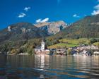 湖とアルプス山脈の絶景と愛らしい伝統の民家!ザルツカンマーグート地方観光!