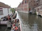 ブリュッセル発!! 花の都ゲント&水の都ブルージュ1日観光
