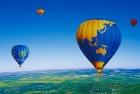 熱気球 ホットエアーでバルーニング