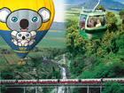 熱気球とキュランダ・スカイレール&列車