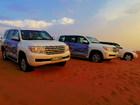 [日本人ガイド] トランジット(乗り継ぎ)で参加可能!! 4WD砂漠サファリ+BBQディナー+ベリーダンス鑑賞