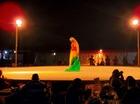 [日本人ガイド] トランジット(乗り継ぎ)で参加可能!! 砂漠でBBQディナー+ベリーダンスショー