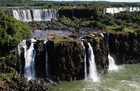 ブラジル側イグアスの滝半日ツアー