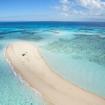 グレートバリアリーフに浮かぶ島 サンディ・ケイ「Sandy Cay」を楽しむ!!