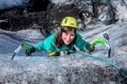 初心者でも安心!アイスクライミング・ソゥルヘイマヨークトル氷河と南海岸1日ツアー【レイキャビク発着/英語ガイド】