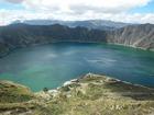 南米一美しいカルデラ湖 キロトア湖1日ツアー【英語ガイド】