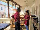 世界遺産!ザンジバル島にある日本食レストランにて本格的インターン