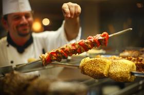 ブッシュファイヤー・ブラジル風串焼きレストラン ディナークーポン