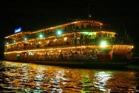 サイゴン川・ディナークルーズ