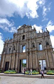 マカオ発 マカオ・ポルトガル旅情