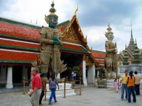 朝をゆっくりされたい方に最適!見逃せないバンコク市内観光