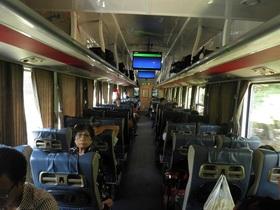 ローカル列車の旅! ベトナム鉄道とザボン村ツアー【ベトナム料理昼食付】