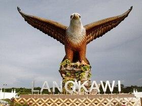 ランカウイ島内観光