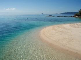 トゥンクアブドゥルラーマン公園5島の中で最も美しい島サピ島を訪れる!!コタキナバル発 サピ島・ビーチ満喫&シュノーケリング