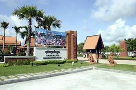 カンボジア文化村ツアー