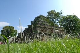 伝説のコーケー遺跡群とベンメリア観光観光客のめったに訪れない、有名遠距離遺跡に行こう!!