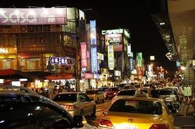 超有名店・鼎泰豊(ディンタイフォン)での小籠包の夕食と士林のナイトマーケット