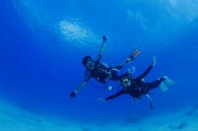 時間のない方におススメ!サイパンの海で体験ダイビング(1ビーチダイブ)