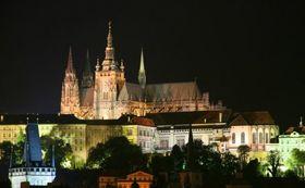 プラハ・ナイトツアー