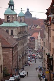 旧市街、古城、魅力いっぱいのフランケン地方の都! ニュルンベルク観光&ローテンブルク観光