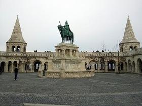 【みゅう】ブダペスト王宮の丘 半日ウォーキングツアー 日本語ガイド付き