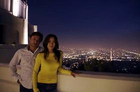 グリフィス天文台からの夜景ツアー