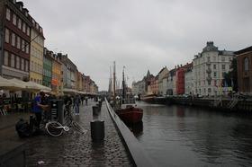 コペンハーゲン市内観光と運河クルーズ【5月~9月中旬のみ催行】