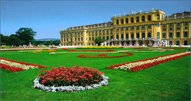 ウィーン市内観光&シェーンブルン宮殿 午前半日