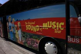 サウンドオブミュージック 1.5時間のお手軽バス観光 日本語ガイド付き 【期間限定5月~9月】