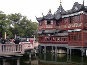 アジアの大都市・上海市内1日観光