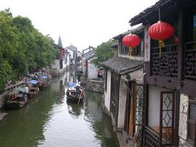 欲張り 水郷の街をたっぷり!蘇州&周荘の旅