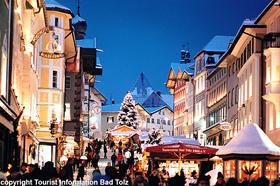 ノイシュバンシュタイン城とヴィース教会+クリスマスマーケット[みゅう]【2019年11月22日 - 12月23日限定催行】