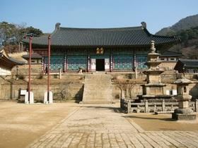 釜山発 3大世界遺産巡りツアー(仏国寺・石窟庵・海印寺)