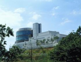 統一展望台と自由の橋観光