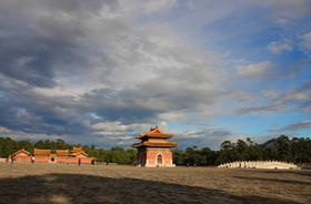 世界遺産・清西陵