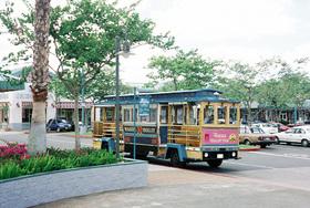 オアフ島 観光タクシー(アウトレット巡り コース)