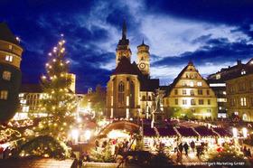 [みゅう]世界最大のクリスマスマーケットを見学!シュトゥットガルトとエスリンゲン[12月限定]