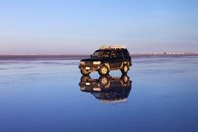 塩のホテル宿泊者向け 4WDで送迎&1日観光パック [ルナサラダ/クリスタルサマーニャ/パラシオ デ サルの宿泊者対象]
