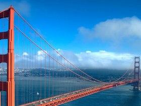サンフランシスコ発 グランドシティバス&徒歩観光