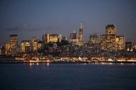ビッグバスツアーズ サンフランシスコ パノラミックナイトツアー乗車券