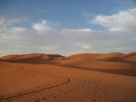 マラケシュ発 サハラ砂漠2泊3日 オーベルジュ宿泊