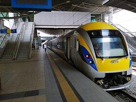 マレー鉄道でいくイポーB級グルメツアー
