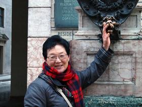 【みゅう】ミュンヘンをこよなく愛する名物ガイド・コクボさんと行くウォーキングツアー