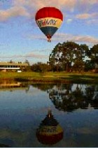 シドニー 熱気球フライト【朝食付きまたは無し】