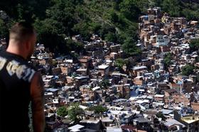 ブラジル最大のスラム ファベーラ観光【英語ガイド】
