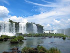 アルゼンチン側イグアスの滝1日ツアー【プエルトイグアス発】