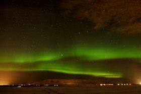 アイスランドでオーロラ鑑賞 5日間 [航空券・オーロラツアー・宿4泊] ロンドン発